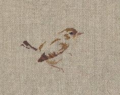 Fresh Farmhouse | Bird Art | Bird Fabric