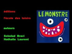 Le Monstre ( Bravi, Laurent ) - YouTube French Kids, Album Jeunesse, Laurent, Halloween Themes, Physics, Ebooks, The Unit, Teaching, School
