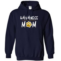 HAVANESE mom love dog T-Shirts, Hoodies. Check Price Now ==► https://www.sunfrog.com/Pets/HAVANESE-mom-love-dog-6090-NavyBlue-18932487-Hoodie.html?id=41382