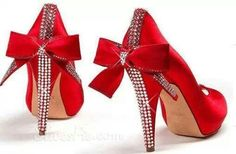 Sparkle & Red...
