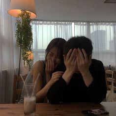 cute ulzzang couple 얼짱 pair kawaii adorable korean pretty beautiful hot fit japanese asian soft aesthetic g e o r g i a n a : 人 Korean Girl Ulzzang, Style Ulzzang, Couple Ulzzang, Mode Ulzzang, Ulzzang Korea, Couple Goals, Cute Couples Goals, Korean Couple, Asian Cute