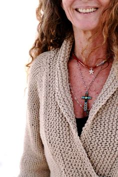 Come join other knitters working on this cardigan here.