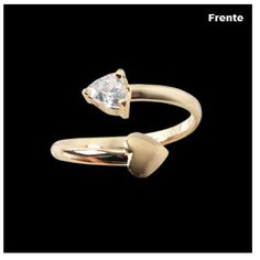 [gold toe ring]  R$75 or US$37 with shipping [acquired]