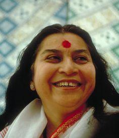 MY GURU....Shri Mataji Nirmala Devi, known affectionately as Shri Mataji or Mother...she is amazing!!!