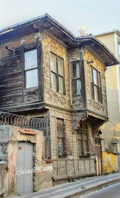 wooden house- Beylerbeyi / İstanbul