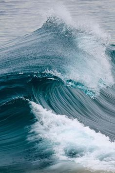 Ocean Waves by Eddie Yerkish