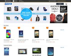 A leading shopping site in Ghana that allows you to shop online for genuine electronics. Shop for computers, tablets, mobile phones and other electronics.