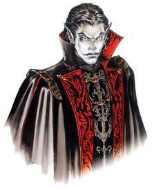 Dracula - Castlevania: Dracula X Chronicles