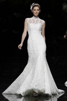 URDIEL - Pronovias 2013 Bridal Collection, via Flickr.