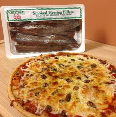 Smoked Herring ~ Arenque on Pinterest | Pizza Recipes, Pizza and Rice