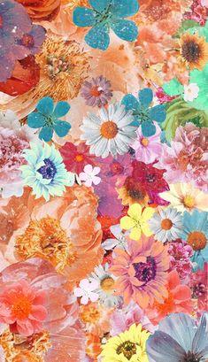 Iphone Background Wallpaper, Flower Wallpaper, Cool Wallpaper, Iphone Backgrounds, Cute Patterns Wallpaper, Aesthetic Pastel Wallpaper, Aesthetic Wallpapers, Hello Spring Wallpaper, Spring Desktop Wallpaper
