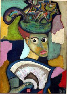 Estudo de Matisse, Dublin, 2008