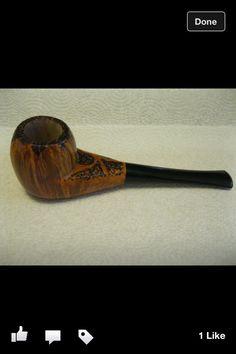 One nice looking pipe
