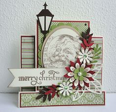 I love this card .... Great layout!