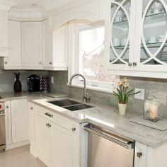 Granite Quartzite Marble Quartz Countertops - traditional - kitchen - toronto - TorontoGranite.com
