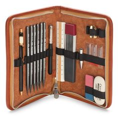 Writing case - filled. Perfect for any stationery-o-phile. £94
