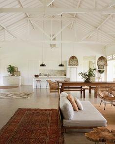 Decoration Inspiration, Interior Inspiration, Inspiration Boards, Living Room Inspiration, Vogue Australia, Living Spaces, Living Room Decor, Living Area, Bali Style Home