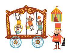 Circus on Behance