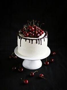 ....So pretty, no recipe but lovely presentation