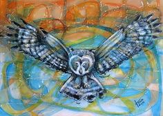 Queen of the night by artpucik on Etsy