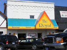 Good Good Food :P Royal Bar Park Rapids,MN