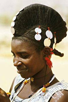 Africa | Fulani woman in Mali | ©Photononstop