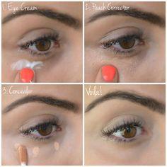 How to get rid of eye bags : DDG DIY