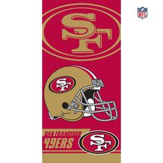 "Checkout our #LicensedGear products FREE SHIPPING + 10% OFF Coupon Code ""Official"" NFL San Francisco 49ers Double Covered Beach Towel, 28 x 58-Inch [Sports] - NFL San Francisco 49ers Double Covered Beach Towel, 28 x 58-Inch [Sports] - Price: $24.99. Buy now at https://officiallylicensedgear.com/nfl-san-francisco-49ers-double-covered-beach-towel-28-x-58-inch-sports"