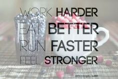 Harder, better, faster, STRONGER  .. #Motivation #Weightloss #Fitness #FitnessMotivation #Inspiration