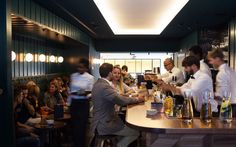 Baltho Bar im Marktgasse Hotel Zürich