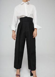 Trousers |  MANGO