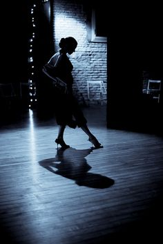 Tango..Dance like no one watching & you will get lost in your soul...