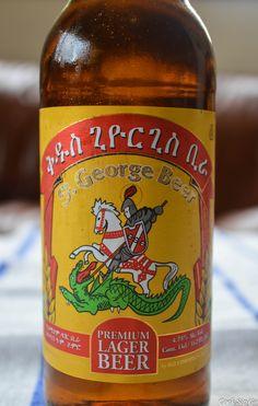 St. George Beer Ethiopia http://cooksipgo.com/great-ethiopian-beer-review/