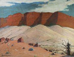 Charles Henry Reynolds | Navajo Land