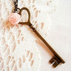 Unlocking the key to your heart ~ ♥