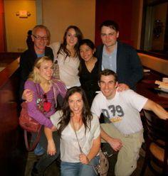 David, Seana, Davey, Laura, Nicole, and Declan. CT band
