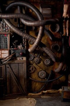 pipes #Steampunk