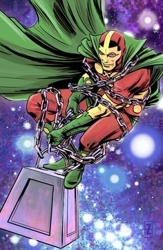 Mister Miracle by Patrick Zircher