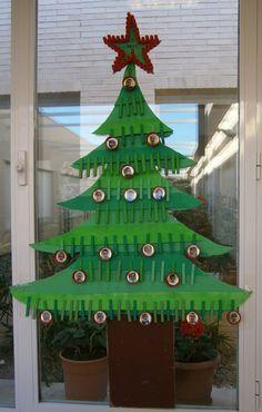 * Aparte kerstboom!