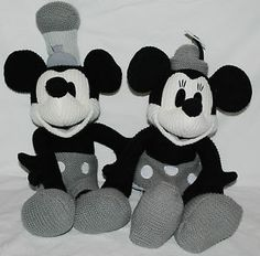 Knitting Patterns For Disney Toys : 1000+ images about Disney Toys from Parks on Pinterest Plush dolls, Minnie ...