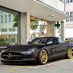 Black&Gold SLS