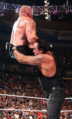 Undertaker vs. Brock Lesnar
