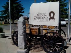 A living history of emigrants on the Oregon Trail and a museum with Oregon Trail artifacts.  Call ahead in the winter to schedule a tour. 208-847-3800