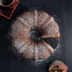 Chocolate-Swirled Pumpkin Bundt   Meet your new favorite cake recipe. This gorgeous chocolate Bundt cake is swirled with rich pumpkin flavor.   Cooking Light