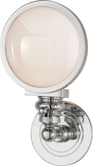 BOSTON HEAD LIGHT WALL SCONCE