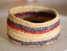 SHOP :: Art & Prints :: Hand Woven Baskets :: Medium Hand Woven Natural Raffia Basket - COUNTRY CULTURE Basket Weaving, Hand Weaving, Woven Baskets, Weavers Art, Online Gifts, Beautiful Hands, Deserts, Shop Art, Culture