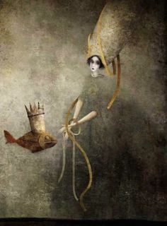 THE LITTLE MERMAID BY GABRIEL PACHECO