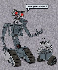 @Matty Chuah Mary Sue Things We Saw Today: WALL-E's Father