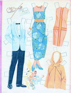 Paper Dolls~BridenGroom - Bonnie Jones - Picasa Web Albums