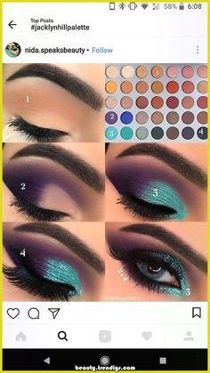 Three Essential Makeup Tips: Eyeshadow - Eyes and lips - # Three . Three Essential Make-up Tips: Eyeshadow - Eyes and lips - Three Essential Makeup Tips: Eyeshadow - Eyes and lips - # Three . Three Essential Make-up Tips: Eyeshadow - Eyes and lips - … Makeup Eye Looks, Eye Makeup Steps, Eyeshadow Looks, Love Makeup, Skin Makeup, Makeup Inspo, Makeup Inspiration, Makeup Ideas, Makeup Eyeshadow